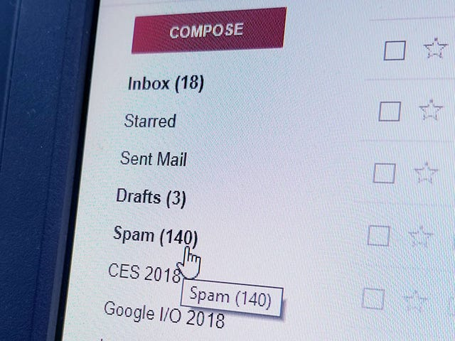 Worrying New Gmail Scheme Makes It Seem Like You're the One Sending Spam