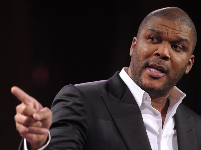 Tyler Perry Says He Tried a Writers' Room and It Was a 'Nightmare,' so He Can Do Bad All by Himself