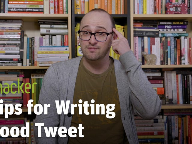 Comedian Josh Gondelman Tells You How to Tweet
