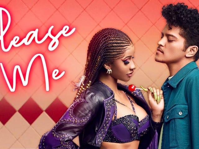 <i>Please Me</i> วิดีโอเพลงโดย Cardi B และ Bruno Mars - คุณจะยินดี