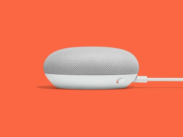 Google veldig sint etter at entreprenør har lekt over tusen assistentopptak