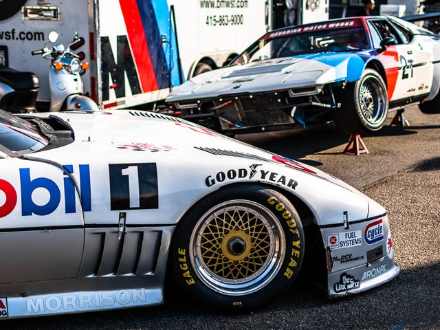 The Monterey Motorsports Reunion Is Why You Should Always Meet Your Heroes
