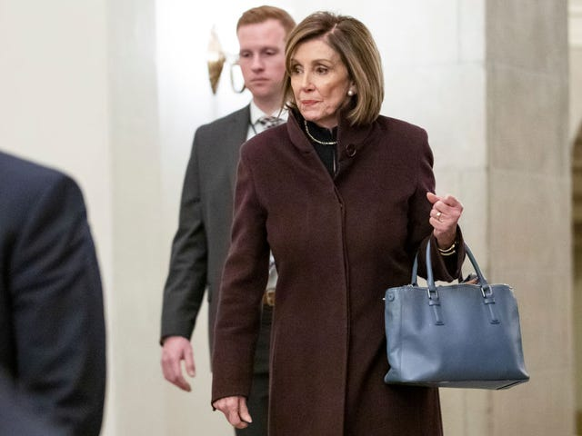 Nancy Pelosi's Playing 3-D Chess With a President Who Has Trouble with 4-Piece Puzzles