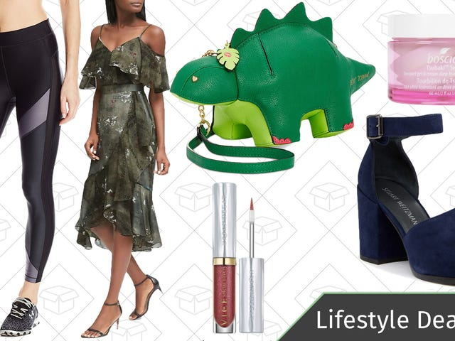 Thursday's Best Lifestyle Deals: Under Armour, Sephora, ThinkGeek, Stuart Weitzman, and More