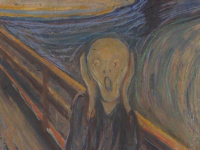 El Grito deEdvardMunch no muestra a una persona gritando, según el Museo Británico