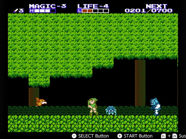 Zelda II: The Adventure Of Link and Blaster Master are headed to Nintendo Switch Online on January 1