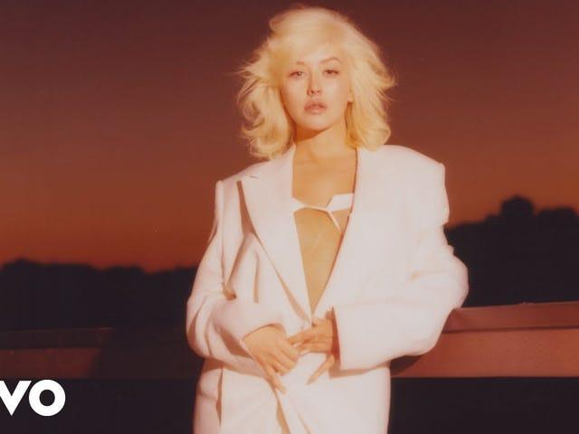 克里斯蒂娜·阿奎莱拉(Christina Aguilera)推出了一个平滑的夏季赛道,而托夫罗(Tove Lo)促进了性治疗