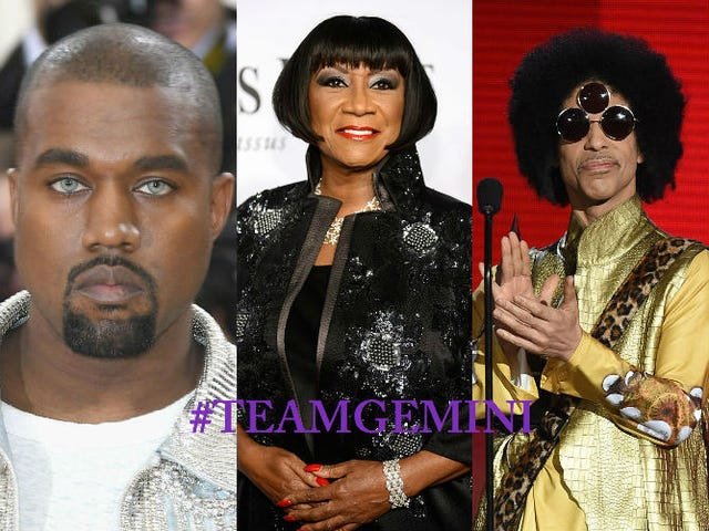 These Musicians Are Geminis. But Are You Surprised?