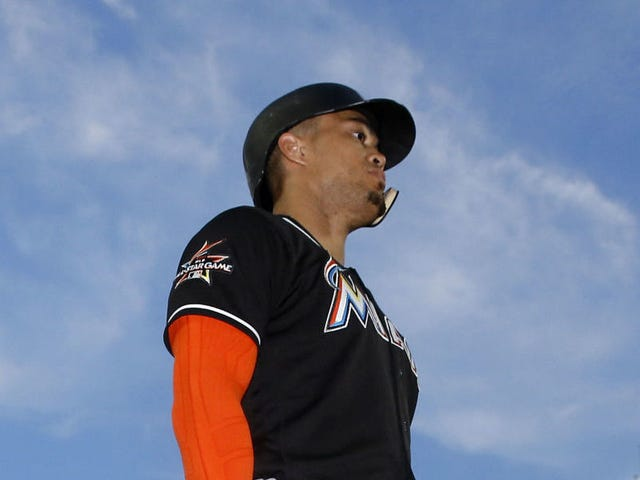 This Is The Giancarlo Stanton We Were Promised