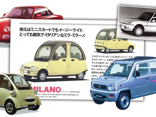 Someone Use Magic To Send My Ass To Daihatsu In The 1990s, Please