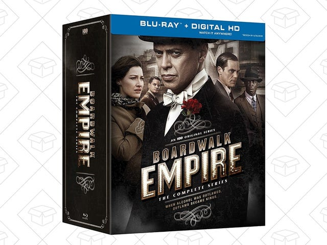 Add Boardwalk Empire To Your Prestige TV Collection For $50