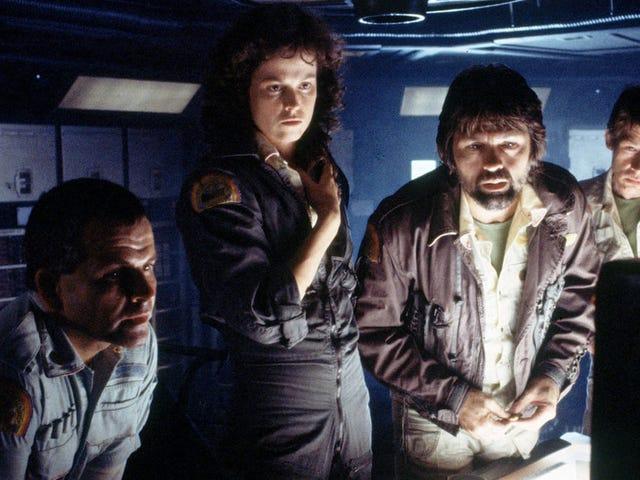 Un lycée du New Jersey transformé <i>Alien</i> une pièce de théâtre géologique