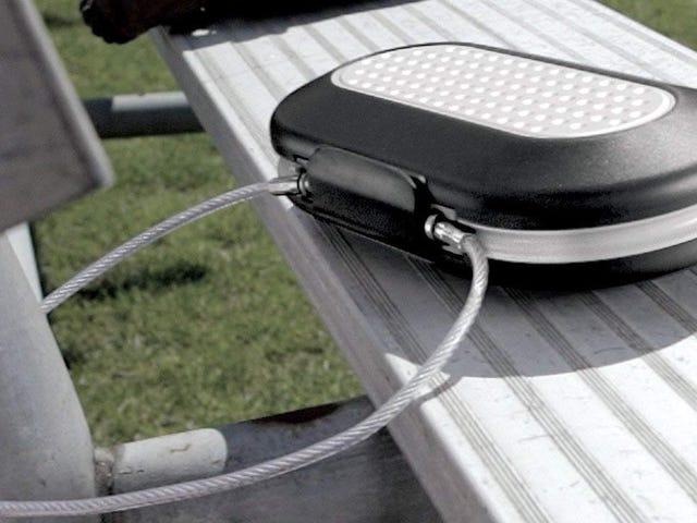 Esta caja de seguridad protege tu cartera y teléfono en cualquier sitio
