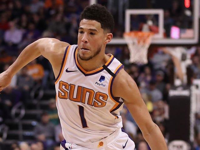 NBAプレーヤーがTwitchのプレイ中に中断されたシーズンを検出