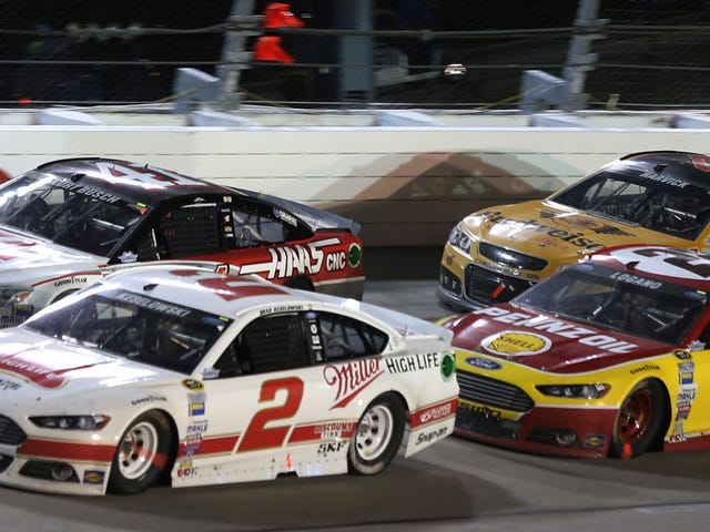 NASCAR's Rad Throwback Weekend Is Back For 2016