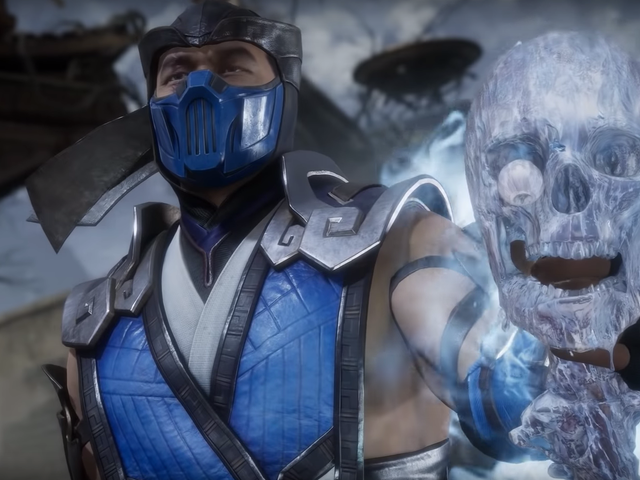 The Raid's Jon Taslim til at slappe af som Sub-Zero i den nye Mortal Kombat-film