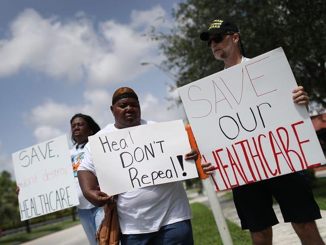 Un tribunal déclare inconstitutionnel le mandat d'Obamacare
