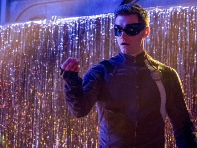 On The Flash, Ralph Dibny Took a Delightful Step to Becoming a Great Superhero