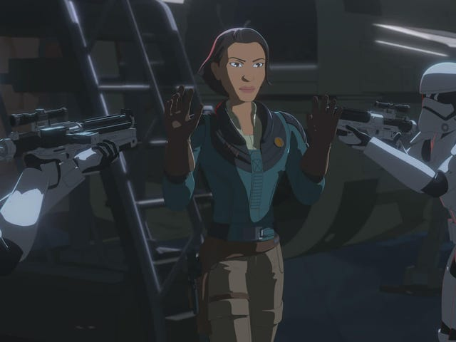 Star Wars Resistance Just Introduced One of Its Best Characters Yet