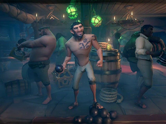 Memilih Bajak <i>Sea Of Thieves</i> Anda Di <i>Sea Of Thieves</i> Sulit