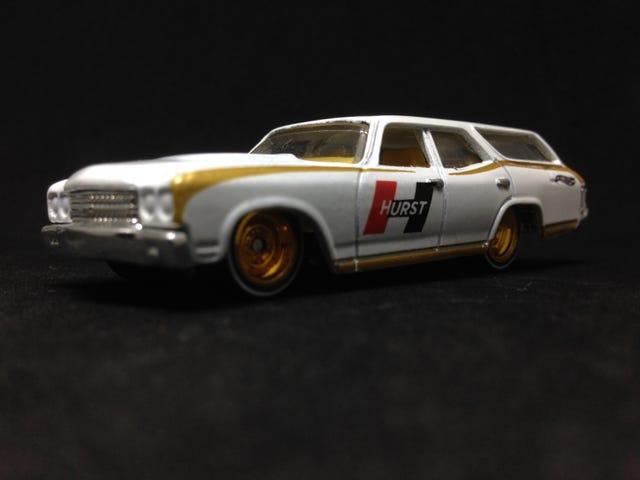 """Murica poniedziałek: Custom Chevelle Wagon"