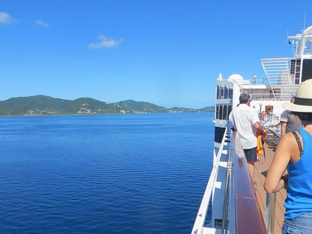 """Reserve un """"crucero de reposicionamiento"""" para ahorrar dinero en sus vacaciones"""