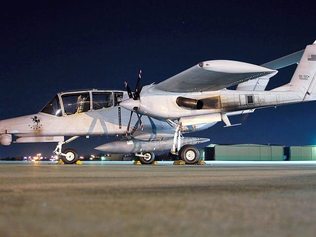 OV-10 Broncos Were Sent To Fight ISIS And They Kicked Ass