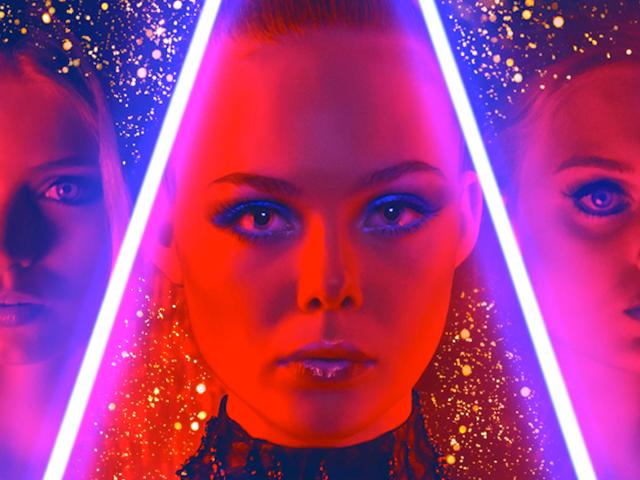 Here's New Art from the Elle Fanning Fashion Horror FilmThe Neon Demon