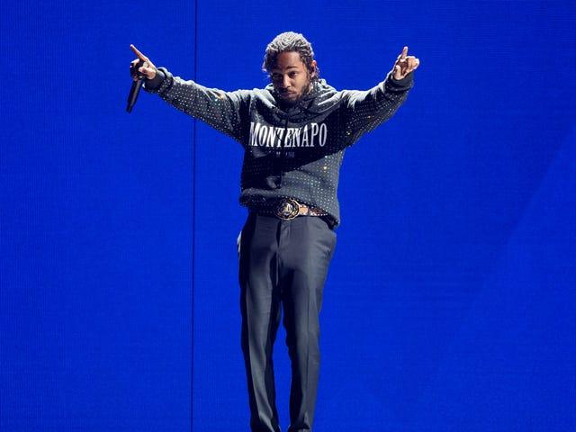 """Spotify går delvis tillbaka till sitt """"hatfulla beteende"""" -policy efter att ha blivit tillbaka från Kendrick Lamar <em></em>"""