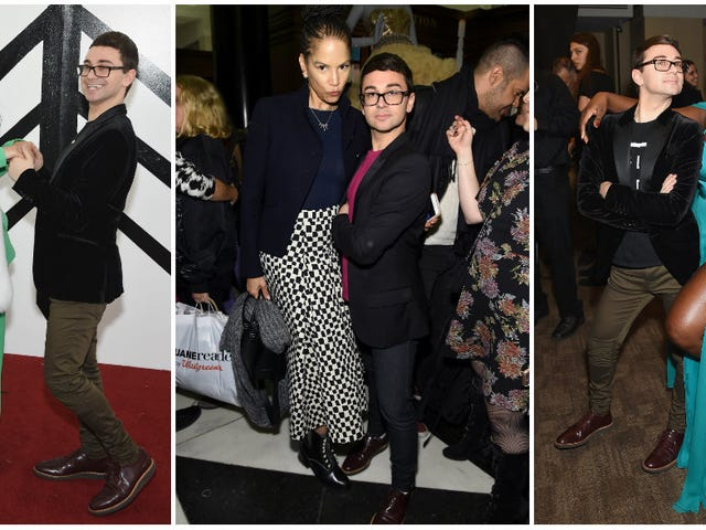 Love, Siriano Style: The Risk-Taker Who Rides With Us