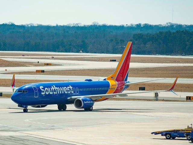Vous pouvez obtenir un énorme bonus d'inscription sur la carte de crédit Southwest Airlines Chase dès maintenant