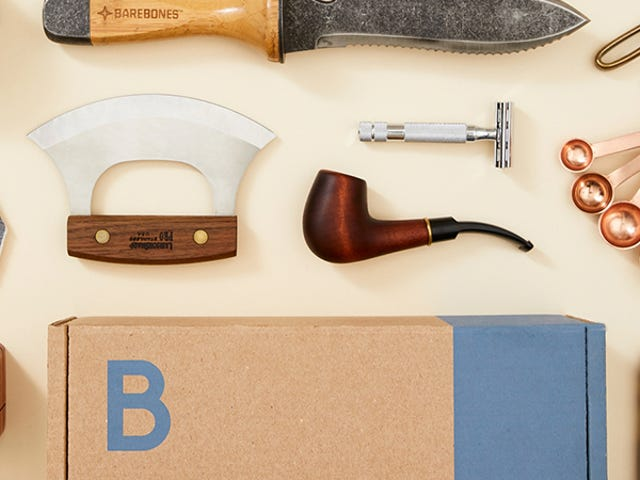 Save 25% On Your First Month Of Bespoke Post: Individually Curated Boxes For Guys<em></em>