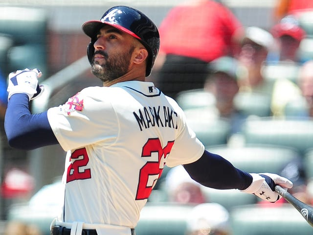 Nick Markakis? Really? Huh, That's Weird.