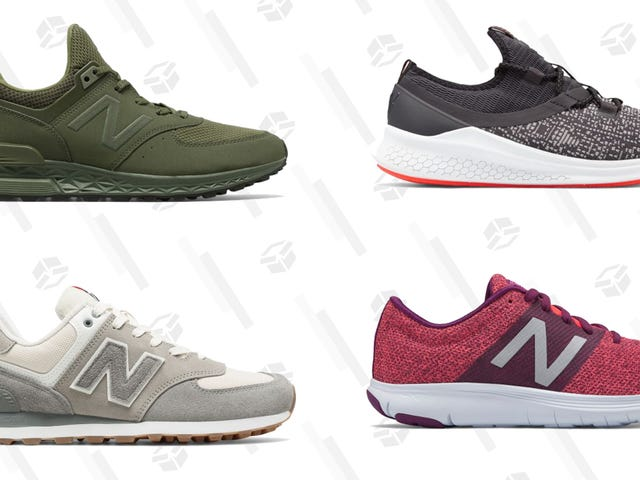 Score Major Savings on Shoes and Apparel From Joe's New Balance Outlet's Memorial Day Sale