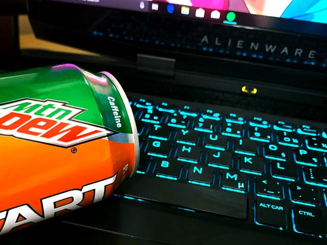 The Highs And Lows Of Spilling Drinks On Your Laptop