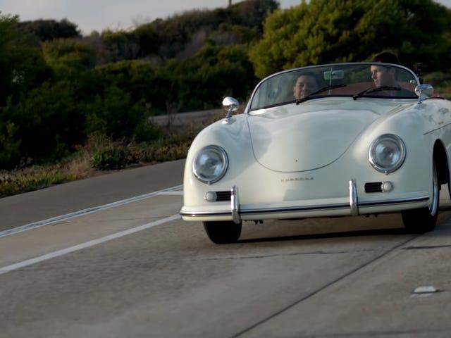 Cette Porsche Speedster à conversion électrique est le moyen idéal pour moderniser un classique