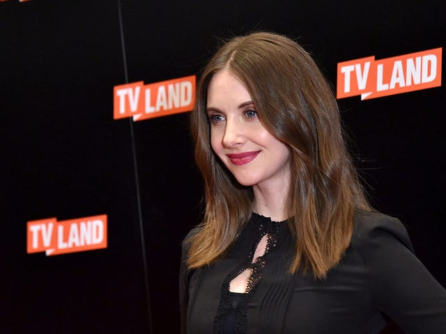 Alison Brie Was Asked to Take Her Top Off During an Entourage Audition