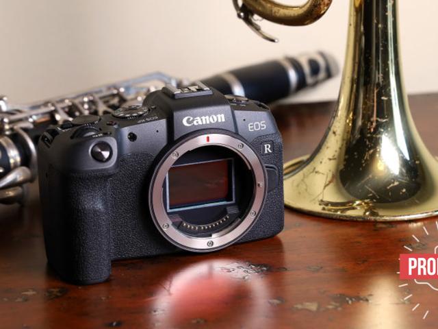 La nueva Canon EOS RP es la cámara sin espejo y de formato Completeo barata que estabas esperando