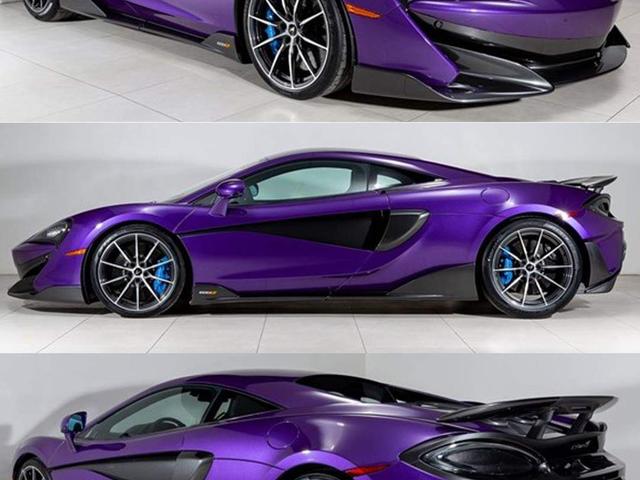 Mauvine Blue Is Great Purple