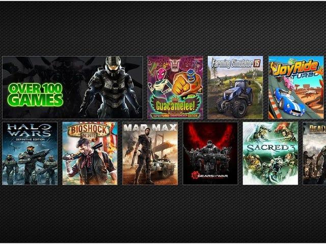 Aquí tienes una oportunidad perfecta para probar Xbox Game Pass
