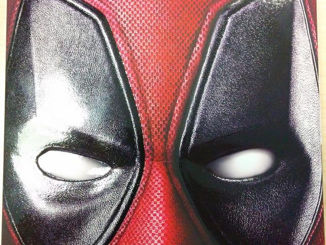 Deadpool Blu-ray & DVD nu tilgængelig!  (USA og Canada) (Unboxing)