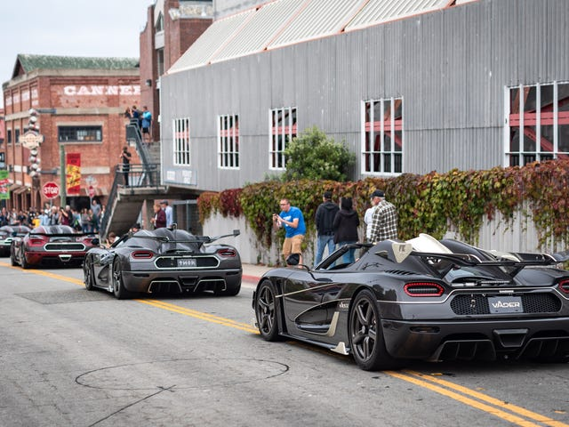 How to Do America's Most Extravagant Car Festival for Free