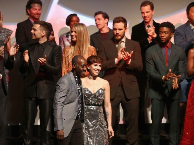 Wakanda - para hospedar: a academia pode ir a rota sem host, mas supostamente quer que <i>The Avengers</i> lançados para ajudar