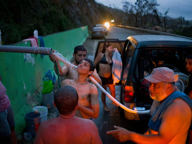 After a Day of Fury on Social Media, Aid Reportedly Rises for Puerto Rico