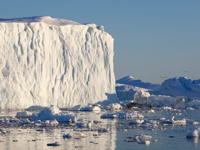Why Is Greenland's Ice Sheet Covered in Industrial Waste-Chowing Bacteria?