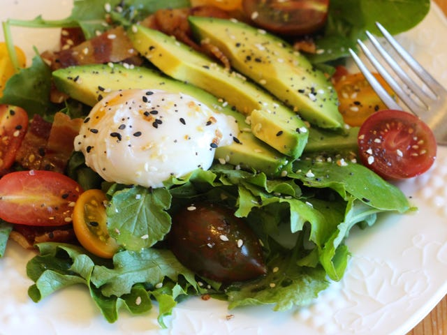 The Case for Eating Salad for Breakfast
