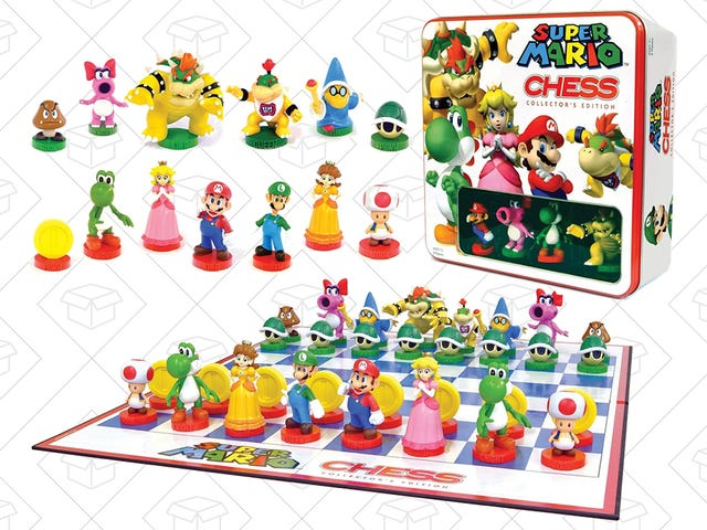 It's-A-Me, Super Mario Chess