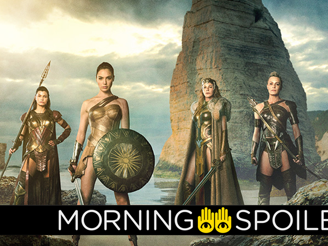 More Details on Wonder Woman and the Rest of DC's Cinematic Universe