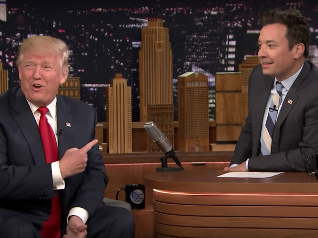 Jimmy Fallon Says He Would Have Done That Ingratiating 2016 Interview With Donald Trump Differently