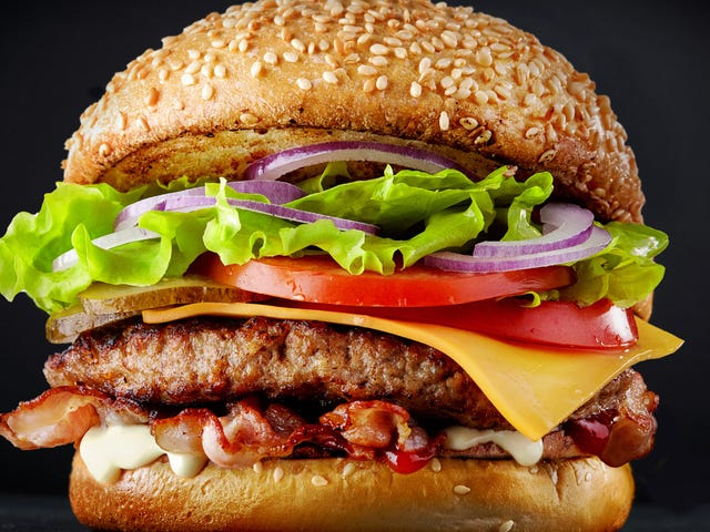 Forgotten burger order leads to marital beef